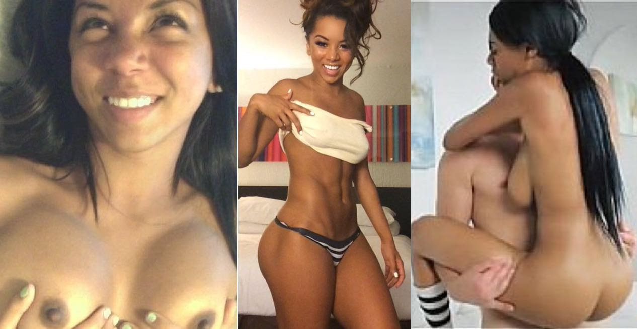 FULL VIDEO: Brittany Renner Sex Tape & Nude Photos Leaked!
