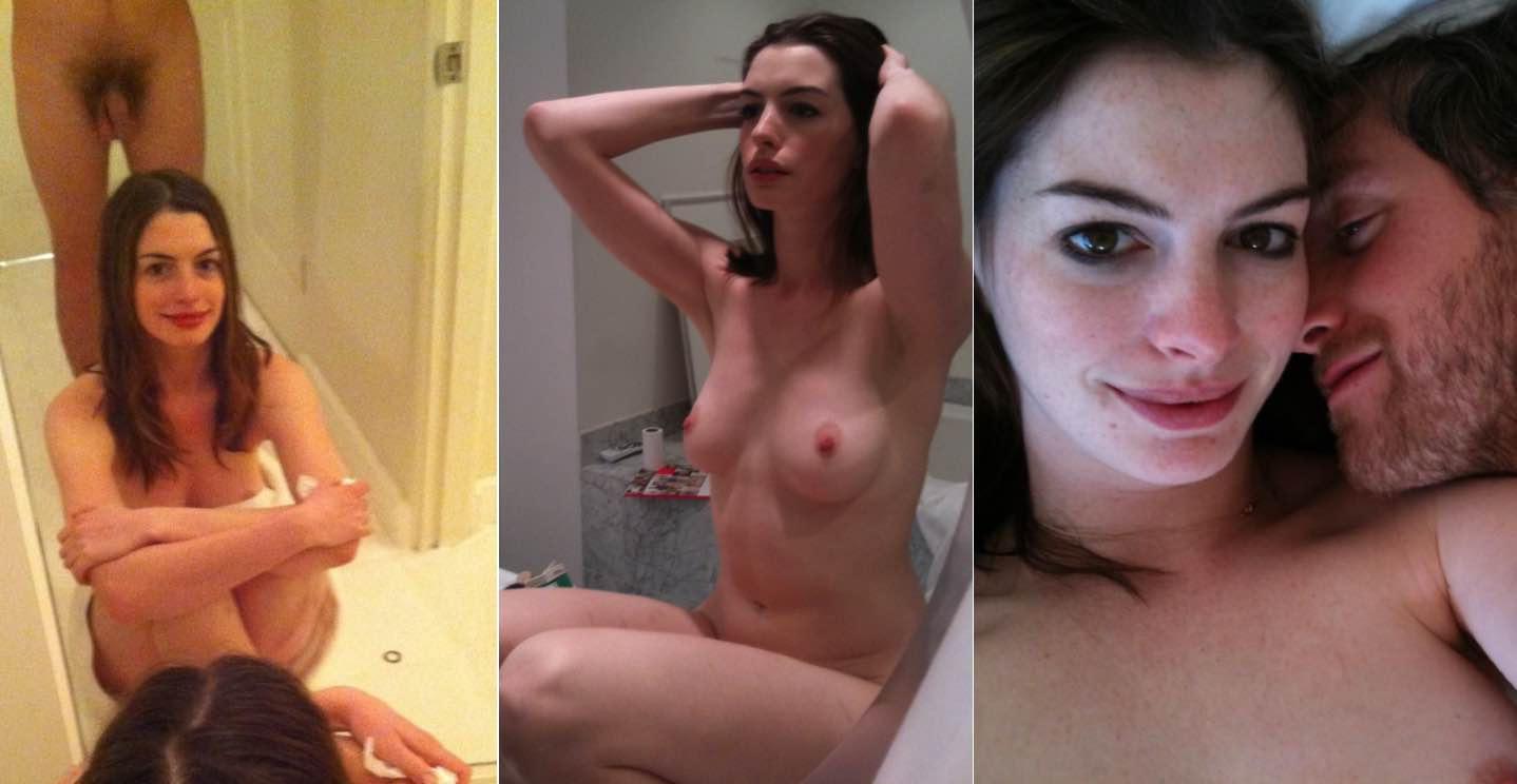FULL VIDEO: Anne Hathaway Nude & Sex Tape Leaked!