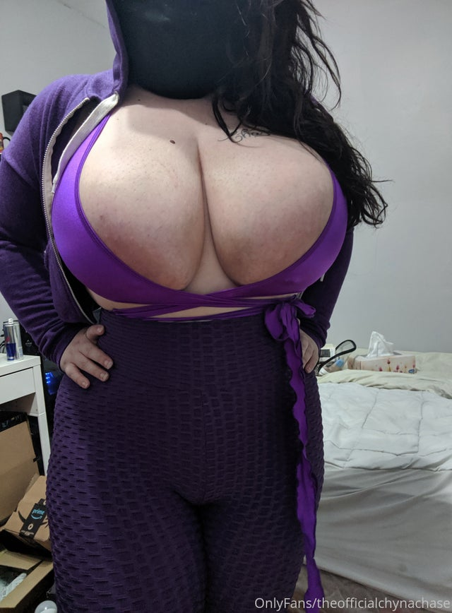 Chyna Chase Twitch Stream Big Tits Nude Tease Onlyfans